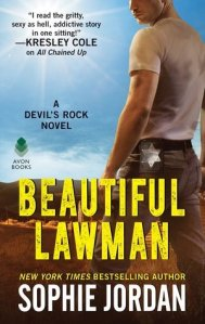 Review: Beautiful Lawman by Sophie Jordan