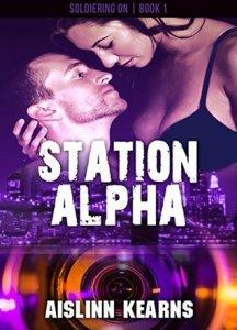 Review: Station Alpha by Aislinn Kearns