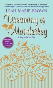 Review: Dreaming of Manderley by Leah Marie Brown