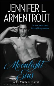 Review: Moonlight Sins by Jennifer Armentrout