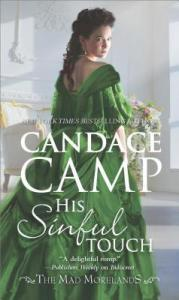 Review: His Sinful Touch by Candace Camp