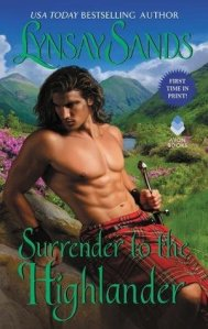 Review: Surrender to the Highlander by Lynsay Sands