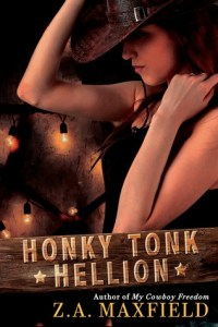 Review: Honky Tonk Hellion by Z.A. Maxfield