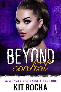 New Cover Reveal and Giveaway for Beyond Control by Kit Rocha