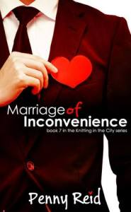 Review: Marriage of Inconvenience by Penny Reid