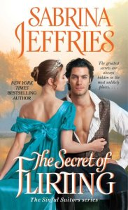 ARC Giveaway: The Secret of Flirting by Sabrina Jeffries