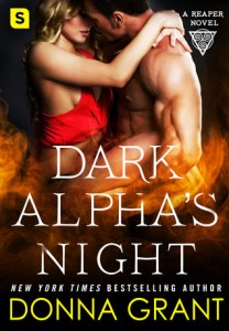 Review: Dark Alpha's Night by Donna Grant