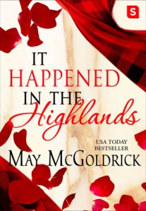 Review: It Happened in the Highlands by May McGoldrick