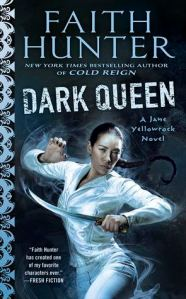 Blog Tour and Giveaway: Faith Hunter's Dark Queen