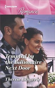 Review: Tempted by the Billionaire Next Door by Therese Beharrie