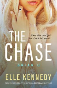 SALE ALERT!! Elle Kennedy's The Chase is on SALE for Limited Time