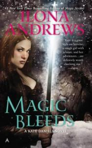 Magic Bleeds: Sometimes the Path to True Love is Rocky