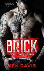 Excerpt: Brick by Jen Davis
