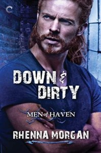 Angela's Tuesday Thoughts- Finishing up the Men of Haven Series