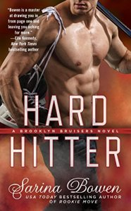 Hard Hitter by Sarina Bowen cover