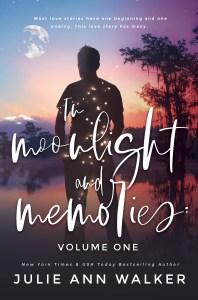 Cover Reveal: In Moonlight and Memories trilogy by Julie Ann Walker