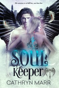 Sexcerpt- Soul Keeper by Cathryn Marr
