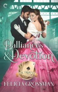 Sheena's Thursday Tingles! Featuring: Dalliances & Devotion by Felicia Grossman