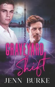Sexcerpt: Graveyard Shift by Jenn Burke