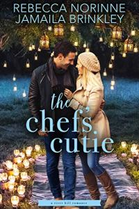Hump Day Sexcerpt & Giveaway: The Chef's Cutie by Rebecca Norinne and Jamaila Brinkley