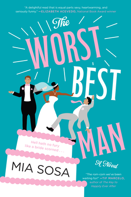 Cover of Worst Best Man by Mia Sosa