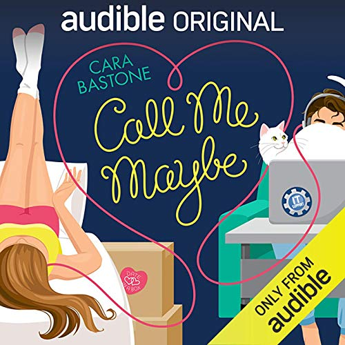 Cover of Call Me Maybe by Cara Bastone