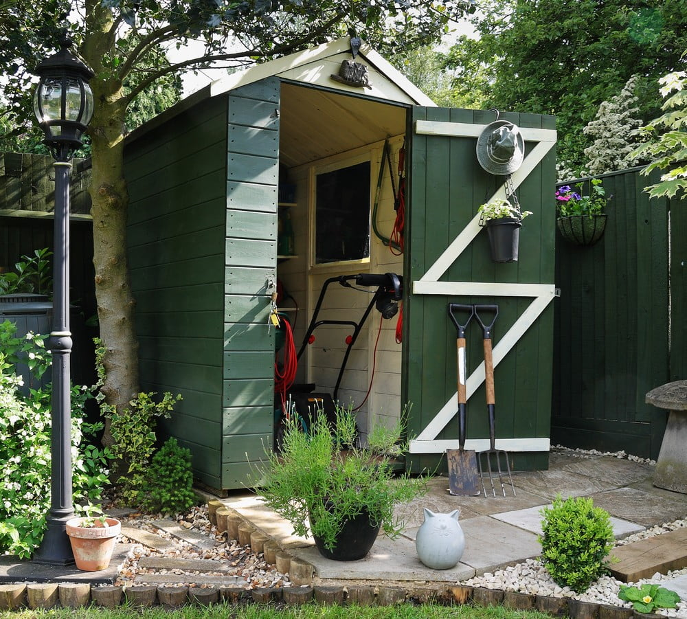 A Prince Among Sheds! Outdoor Storage Solutions Plastic & Timber Sheds