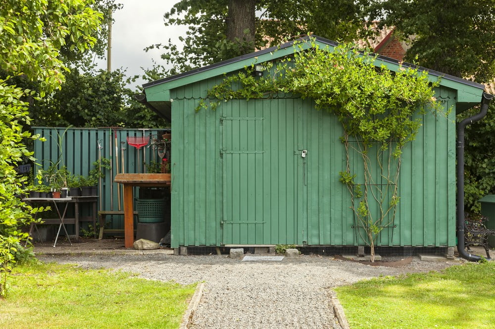 Wooden you know it! Timber & Wooden Sheds