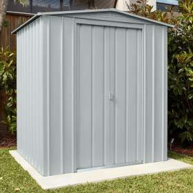 SafeStor - Ripon 6ft x 3ft Heavy Duty Metal Shed (Various Colours)