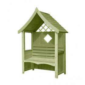 SM Garden Sheds Gardeco Asador Parilla Clay BBQ and Fire Pit