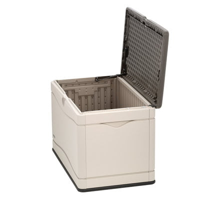 Lifetime 300 Litre (80 gallon) Plastic Outdoor Storage Box