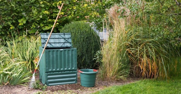 Composter Eco-King 600L Green
