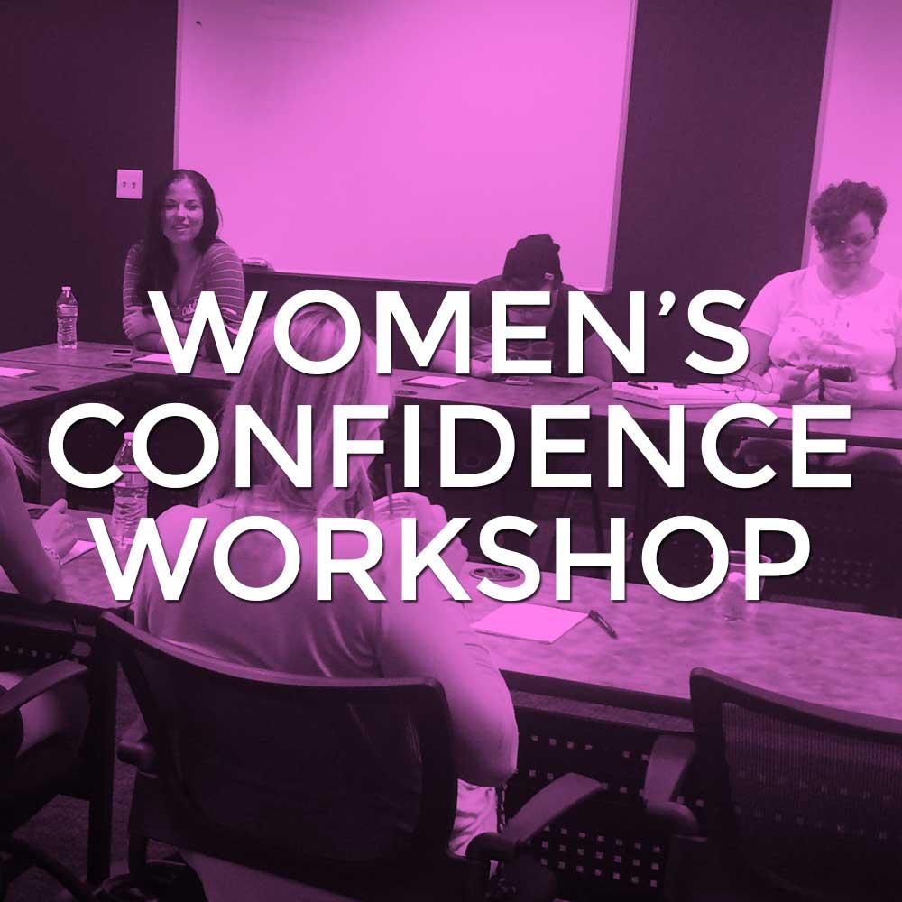 Susie G Women's Confidence