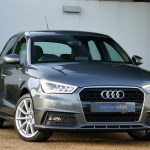 Used Daytona Grey Pearlescent Audi A1 For Sale Dorset