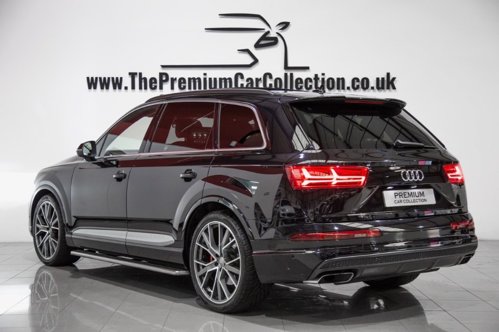 Used Audi Q7 For Sale Sheffield South Yorkshire