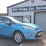 Used Ford Fiesta For Sale In Earl Stonham Suffolk Old Forge Garage