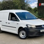 Used Volkswagen Caddy Maxi For Sale In Wigan Lancashire Bds Automotive