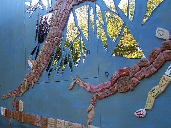 Yume Tree, closeup