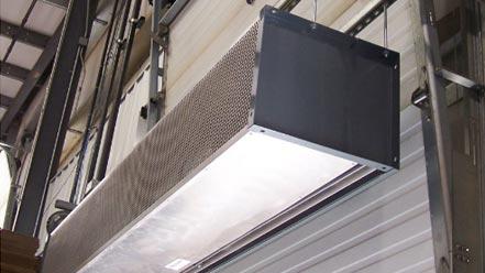 air curtains berner industrial