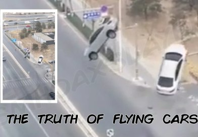 Exclusive Expose of the Fake Video – 2 cars Cars pulled up in air due to Magnetic Field Leakage in China.