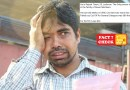The man crying is not Rajesh Tiwari from Lucknow who failed in UPSC but is from Bangladesh.