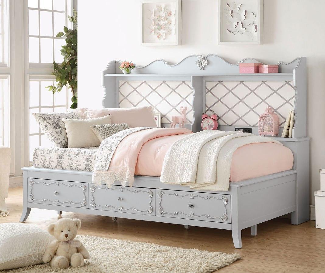 Edalene Full Daybed W Storage By Acme Furniture Furniturepick