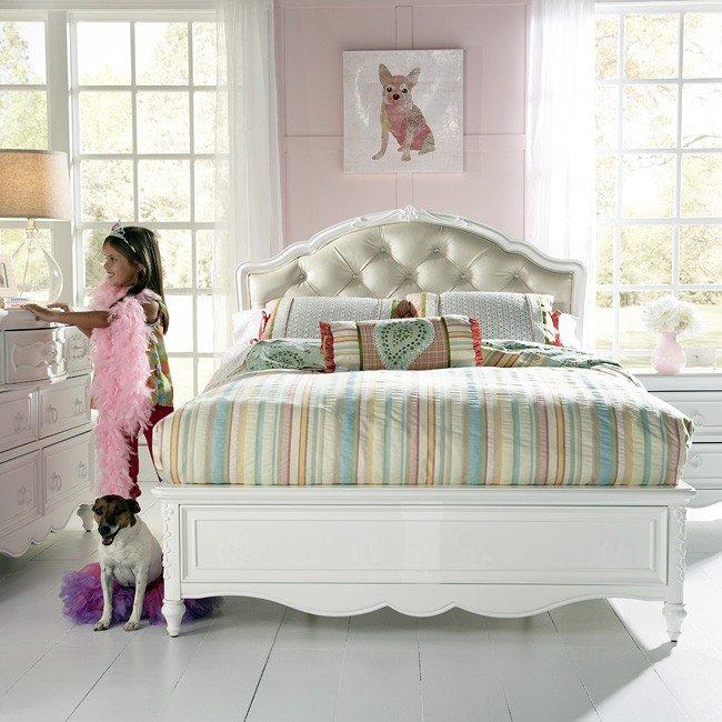 sweetheart princess bedroom set