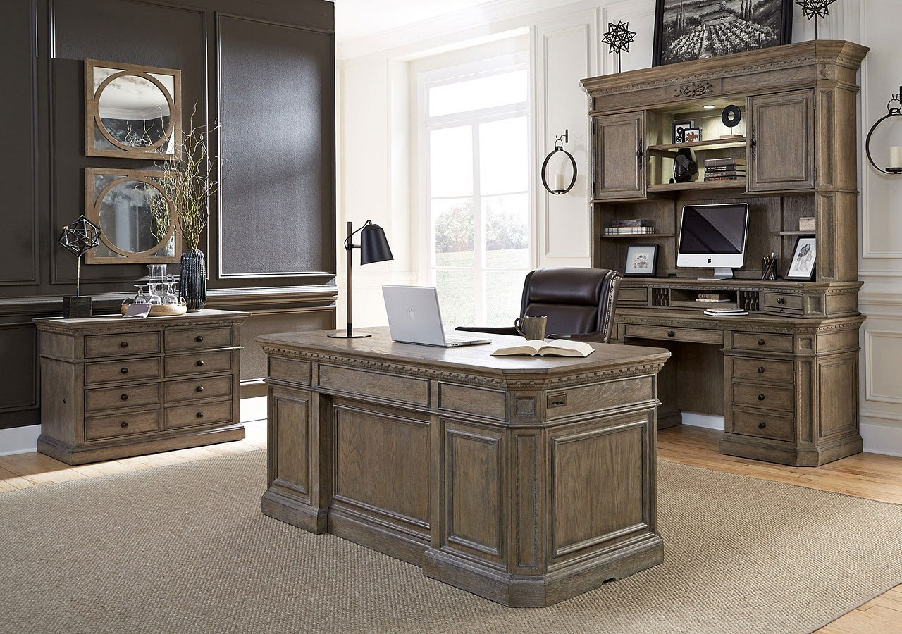 belle maison executive home office set