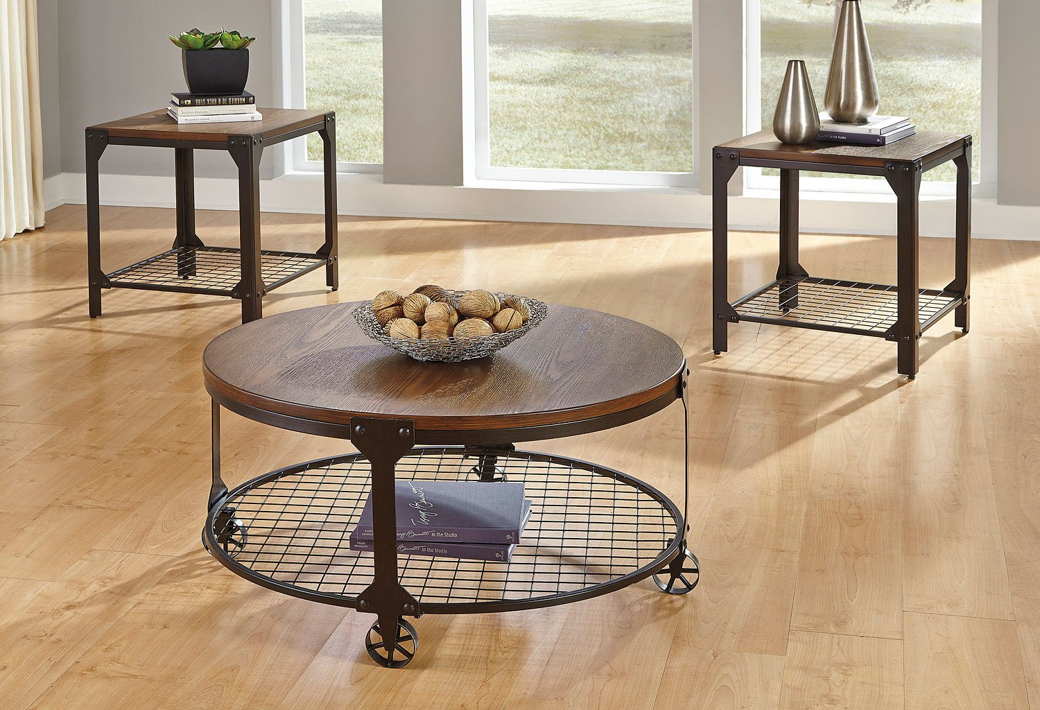 rolena 3 piece occasional table set