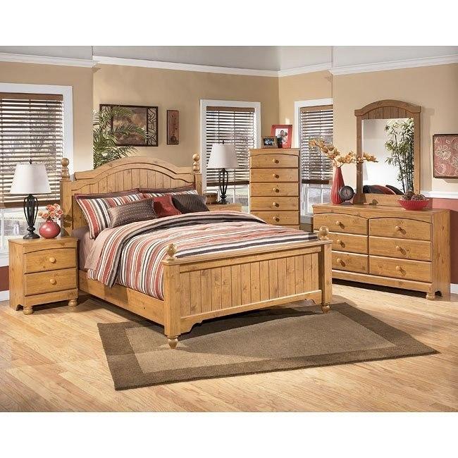 stages bedroom set