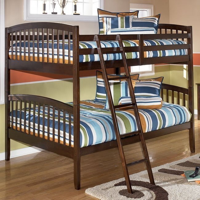 nico full over full bunk bed
