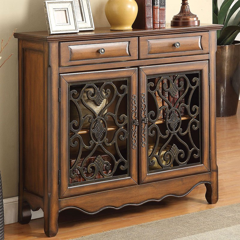 Brown Accent Cabinet Accent Chests And Cabinets Occasional And Accent Furniture Living Room