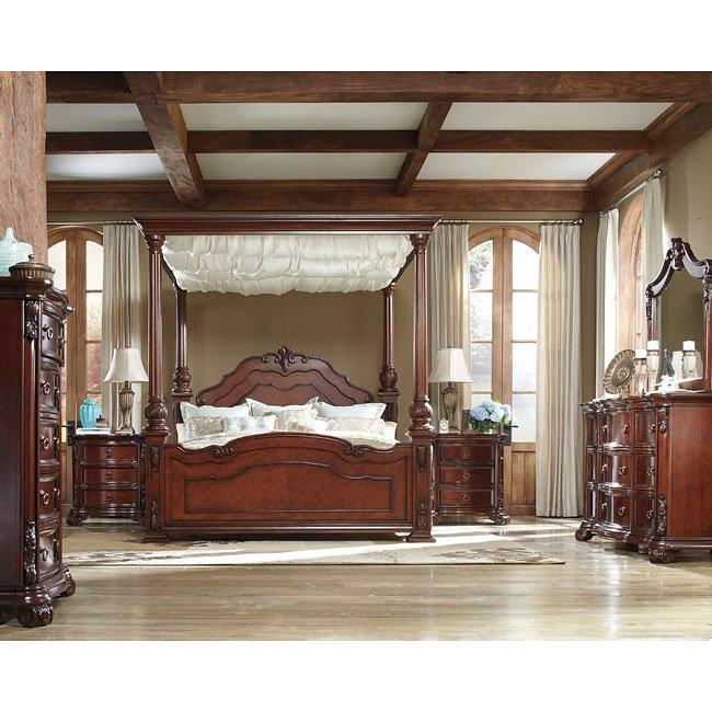 Martanny Canopy Bedroom Set Benchcraft FurniturePick