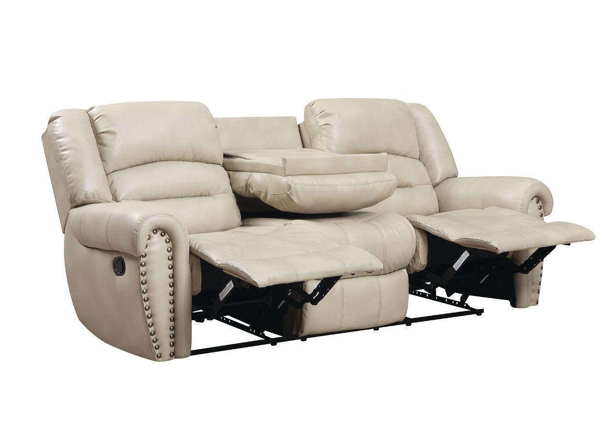 G687 Reclining Sofa Beige